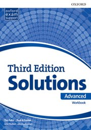 Solutions 3E Advanced Workbook