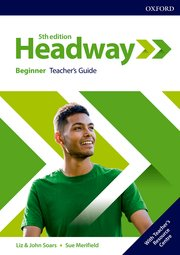 Headway 5E Beginner Teacher's Guide with Teacher's Resources