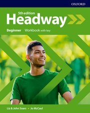 Headway 5E Beginner Workbook with Key