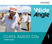 Wide Angle 1 Class Audio Cds