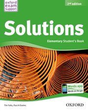 Solutions Elementary: Student's Book