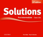 Solutions  Pre-Intermediate: Class Audio CDs (3 Discs)