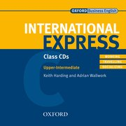 International Express  Upper-Intermediate Class Audio CDs