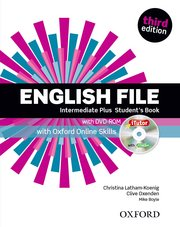 English File Intermediate Plus Student's Book & iTutor & Online Skills