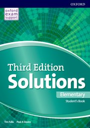 Solutions 3E Elementary Student's Book And Online Practice Pack