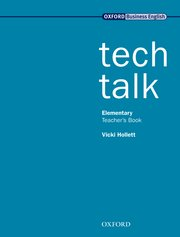 Tech Talk Elementary Teacher's Book