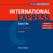 International Express  Pre-Intermediate Class Audio CDs