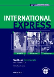 International Express  Intermediate Workbook + Student CD