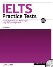 IELTS Practice Tests: With explanatory key and Audio CDs (2) Pack