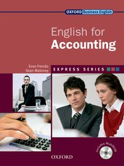 Express: English for Accounting Student's Book and MultiROM