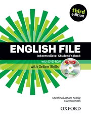 English File Intermediate Student's Book & iTutor & Online Skills