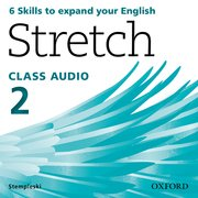 Stretch 2 Class Audio CD (X2)