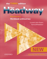 New Headway Elementary Workbook without Key
