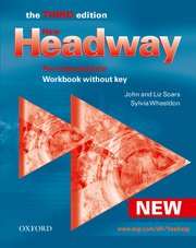 New Headway Pre-Intermediate Workbook without Key