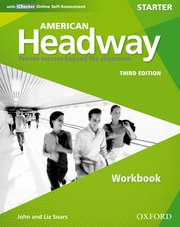 American Headway Starter Workbook with iChecker