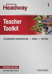 American Headway, Second Edition Level 1 Teacher Toolkit CD-ROM
