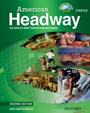 American Headway Starter Student Book with MultiROM
