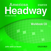 American Headway Second Edition Starter Workbook Audio CD