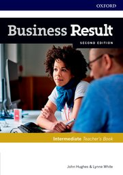 Business Result Intermediate Teacher's Book and DVD