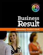 Business Result Elementary Student's Book with DVD-ROM and Online Workbook Pack