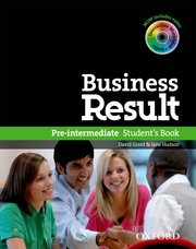 Business Result Pre-Intermediate Student's Book with DVD-ROM and Online Workbook Pack