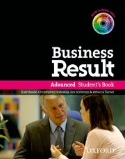 Business Result Advanced Student's Book with DVD-ROM and Online Workbook Pack