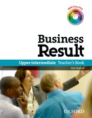 Business Result Upper-Intermediate Teacher's Book Pack