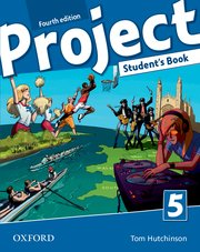 Project  5 Student's Book