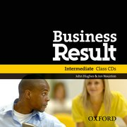Business Result Intermediate Class Audio CD