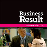 Business Result Advanced Class Audio CD