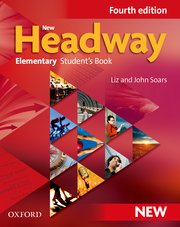 New Headway, Fourth Edition Elementary: Student's Book
