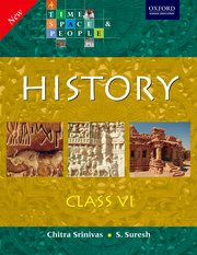 Time, Space and People Book- History Coursebook 6