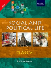 Time, Space and People Book- Social and Political Life Coursebook 6