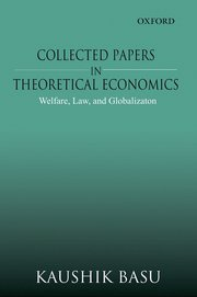 Collected Papers In Theoretical Economics Volume 3