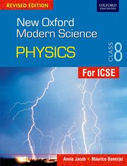 New Oxford Modern Science- Revised Edition Physics Coursebook 8