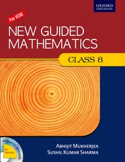 New Guided Mathematics Coursebook 8