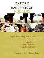 Handbook of Muslims In India