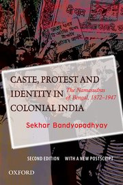 Caste, Protest and Identity in Colonial India