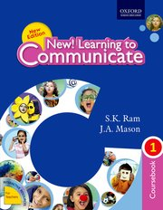 New! Learning to Communicate Class 1