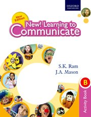 New! Learning to Communicate Primer B Activity Book