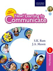 New! Learning to Communicate Class 1 Workbook