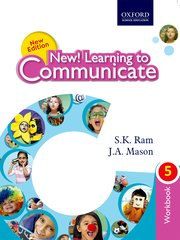 New! Learning to Communicate Class 5 Workbook