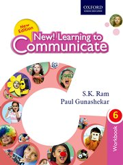 New! Learning to Communicate Class 6 Workbook