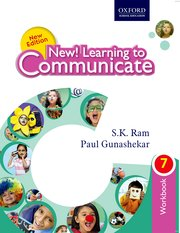 New! Learning to Communicate Class 7 Workbook