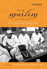 Being Muslim in South Asia