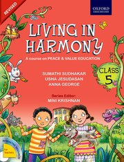 Living in Harmony (Revised Edition) Coursebook 5