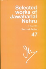 Selected Works of Jawaharlal Nehru (Second Series)