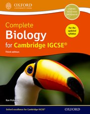 Complete Biology for Cambridge IGCSE Print Student Book 2014