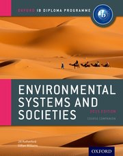New Environmental Systems and Societies