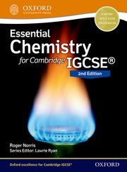 Essential Chemistry for Cambridge IGCSE print Student Book